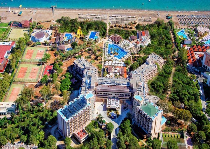 Crystal Tat Beach Golf Resort & SpaBelek / ANTALYA